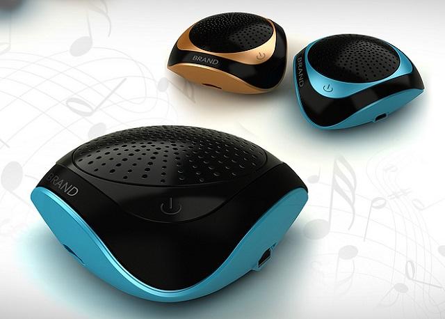 音响设计集赏-佛山工业设计-基准工业设计_智能设备