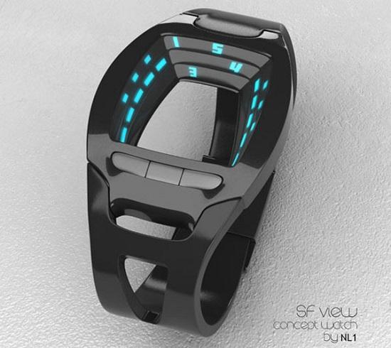 手表概念設計-深圳外觀設計-設計資訊-基準工業設計