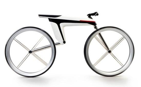 自行车外观设计集赏-广东产品设计公司