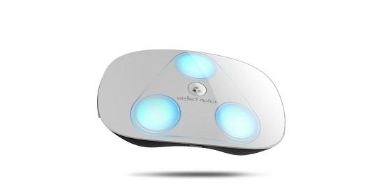 鼠標概念設計-廣東外觀設計公司_基準工業設計_智能
