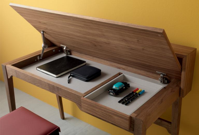你一直想要的办公桌在这里_基准工业设计_智能设备